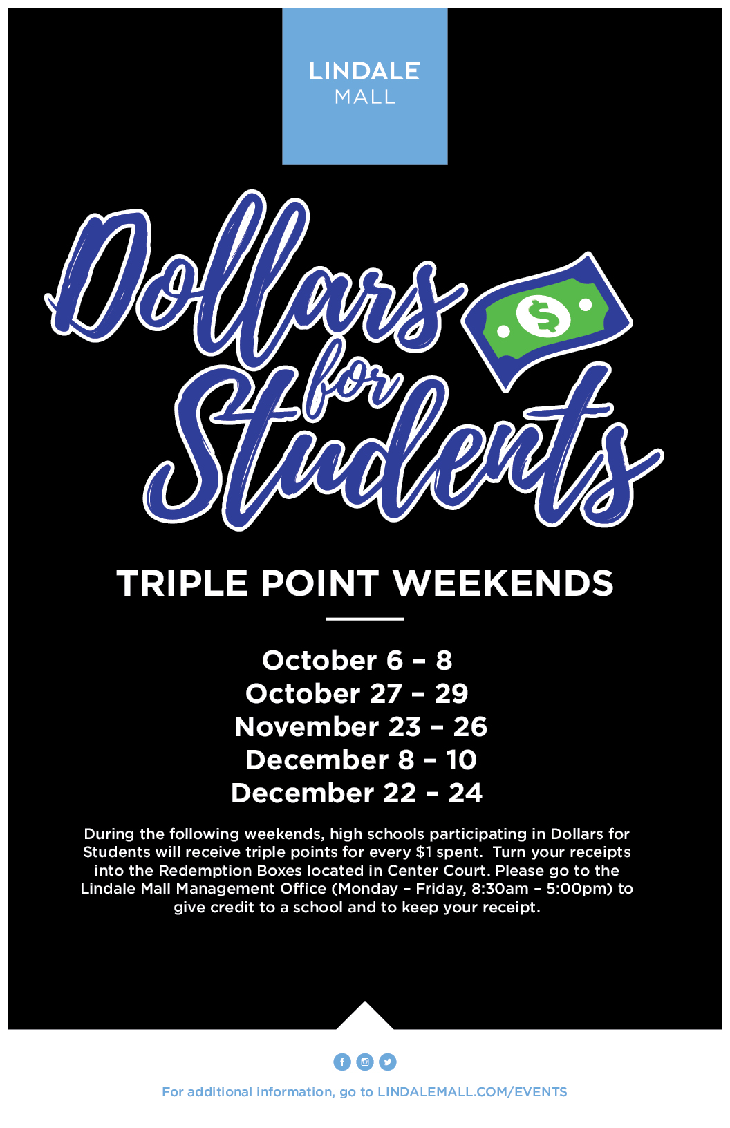 Dollars for Sudents_Digital_Triple Point Weekend_FINAL